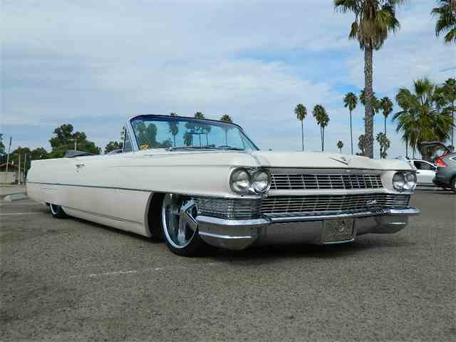 Picture of Classic '64 Cadillac DeVille located in CALIFORNIA Offered by Classic Car Marketing, Inc. - ME3V