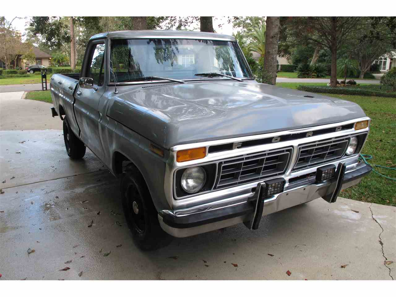 1976 Ford F100 For Sale Classiccars Com Cc 1044719