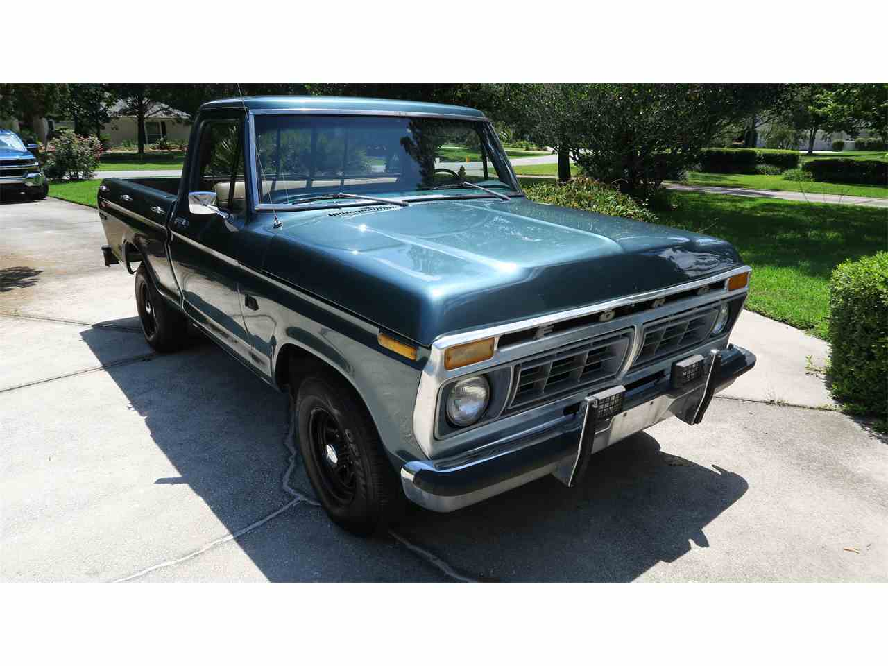 Large Picture of '76 F100 - ME3Z