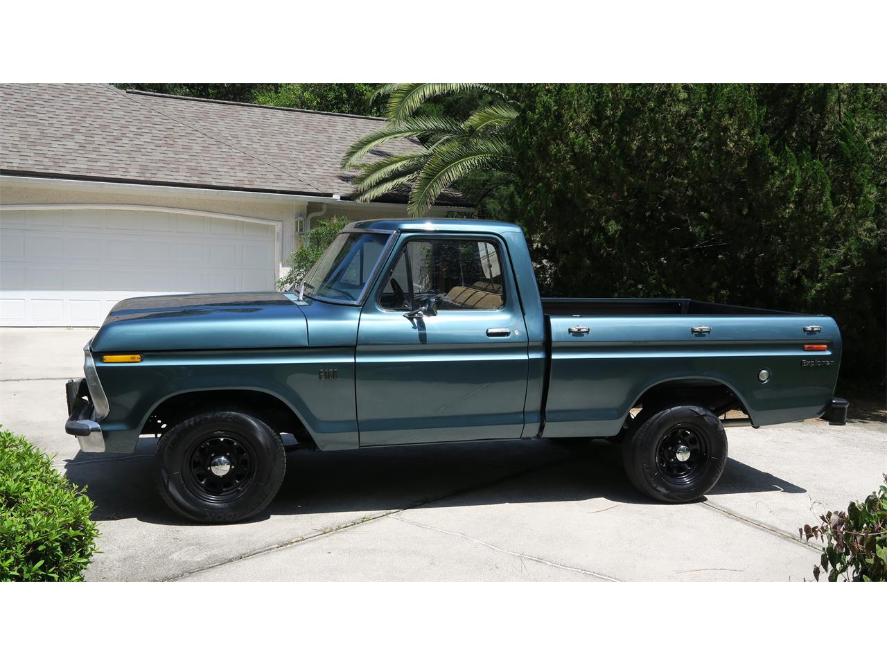 Large Picture of 1976 F100 located in Green Cove Springs Florida - $32,000.00 Offered by a Private Seller - ME3Z