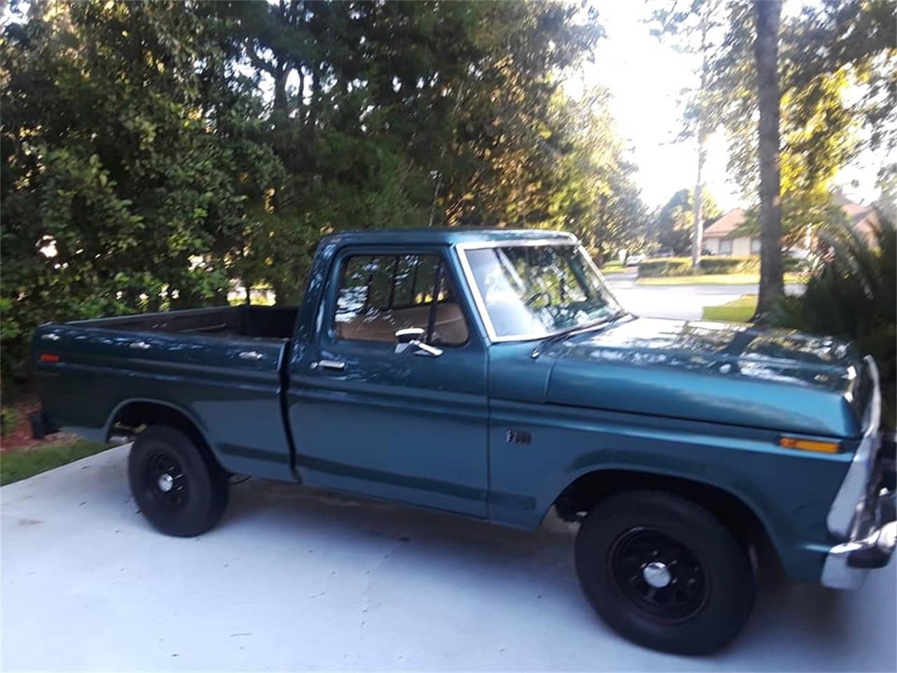 Large Picture of 1976 F100 located in Florida Offered by a Private Seller - ME3Z