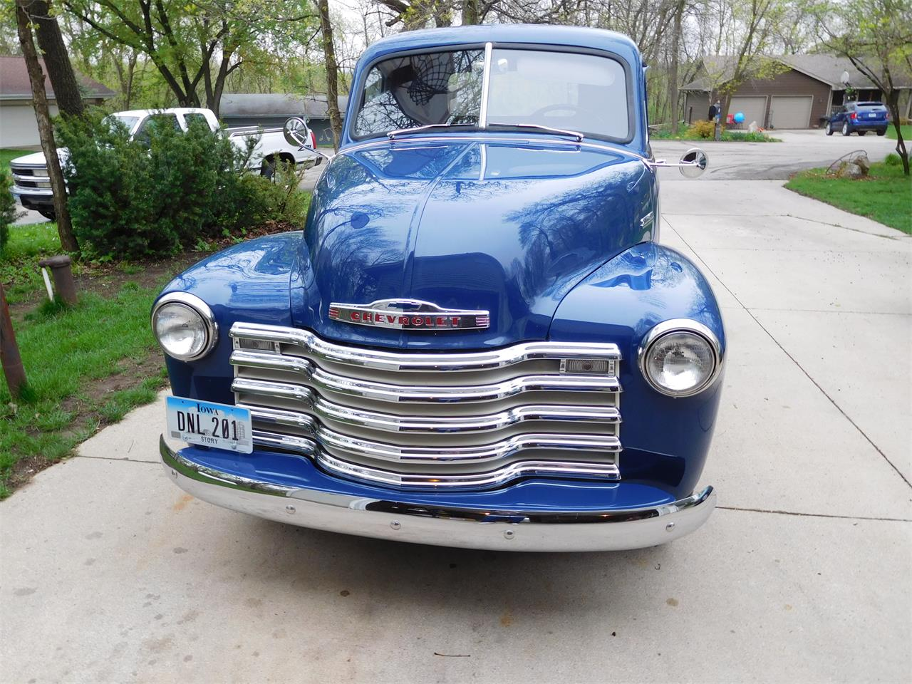 Large Picture of Classic 1952 Chevrolet 3100 located in Ames Iowa - ME41