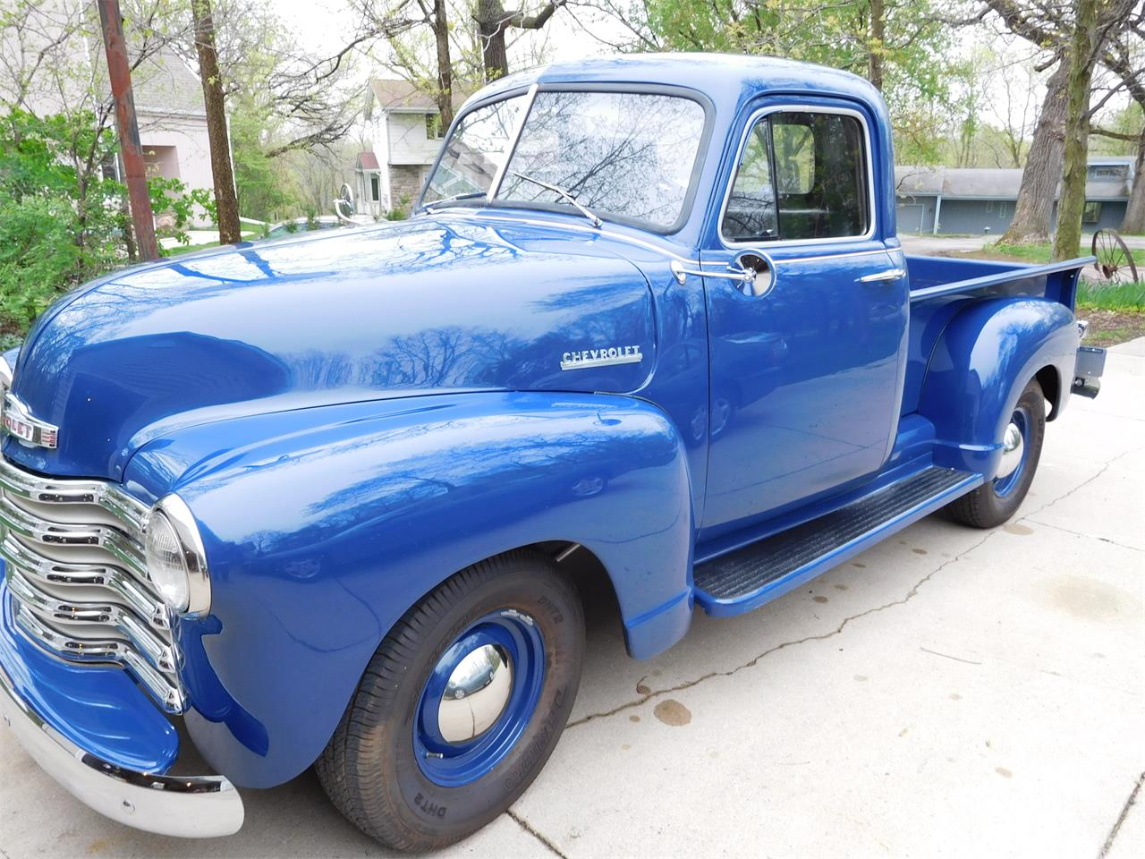 Large Picture of Classic '52 Chevrolet 3100 located in Iowa - $49,900.00 - ME41