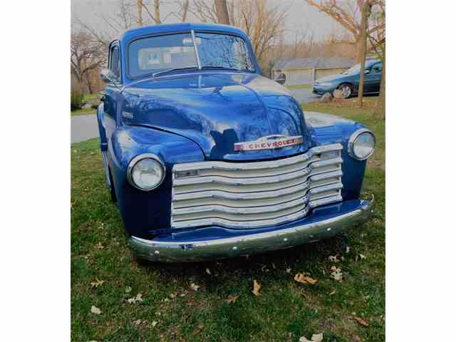 Picture of Classic 1952 Chevrolet 3100 located in Ames Iowa - $49,900.00 - ME41