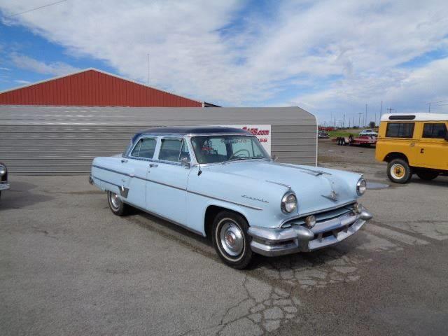 Picture of '54 Lincoln Capri located in Staunton Illinois - MAU2