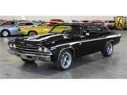 Picture of Classic '69 Chevrolet Chevelle Offered by Gateway Classic Cars - Milwaukee - ME4T