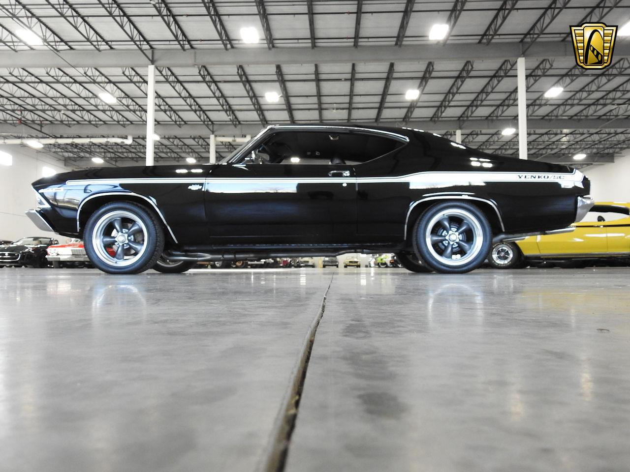 Large Picture of Classic '69 Chevrolet Chevelle - $38,595.00 Offered by Gateway Classic Cars - Milwaukee - ME4T