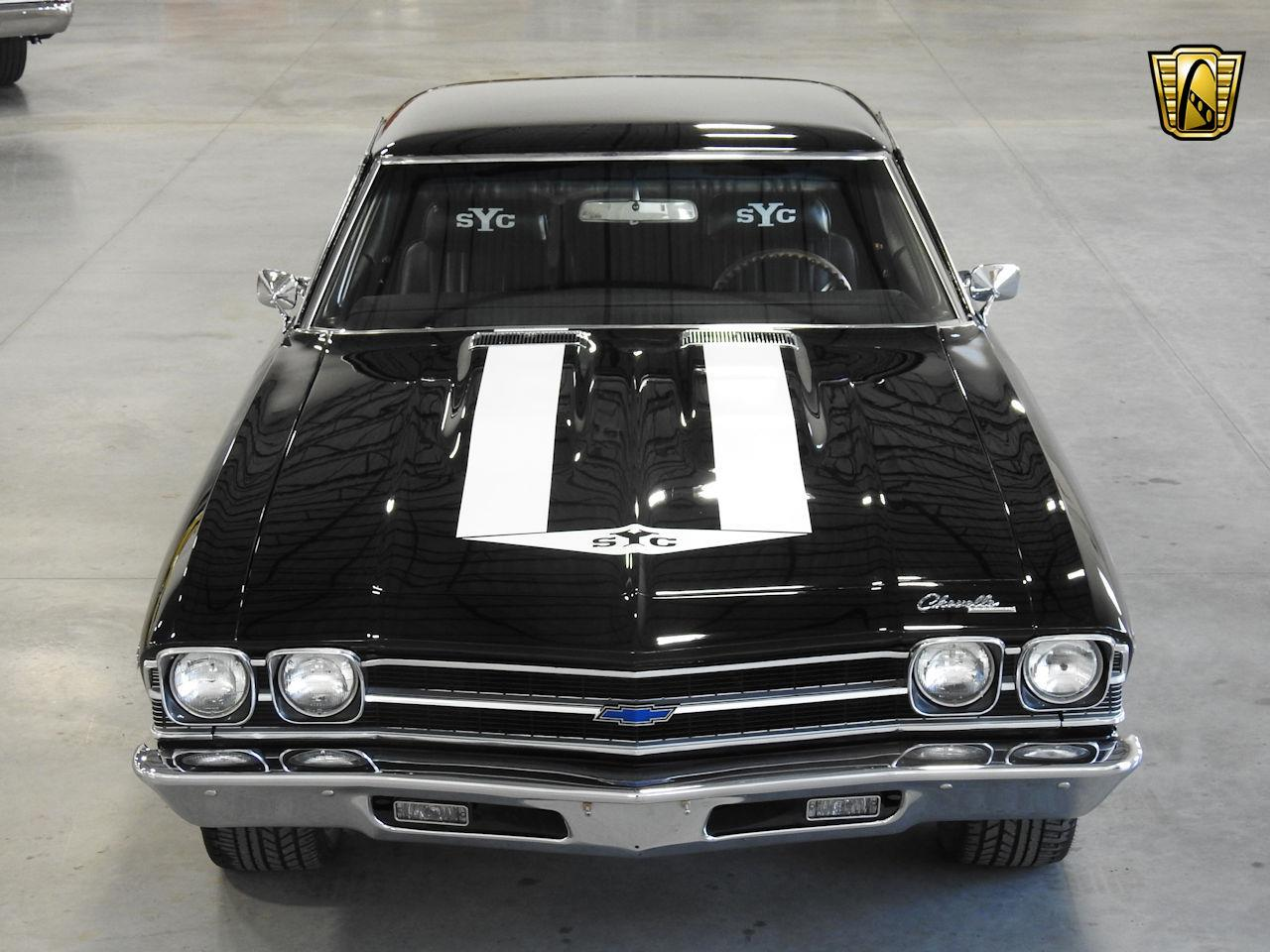 Large Picture of Classic '69 Chevelle Offered by Gateway Classic Cars - Milwaukee - ME4T
