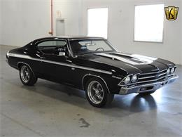 Picture of Classic '69 Chevelle located in Kenosha Wisconsin - $38,595.00 Offered by Gateway Classic Cars - Milwaukee - ME4T