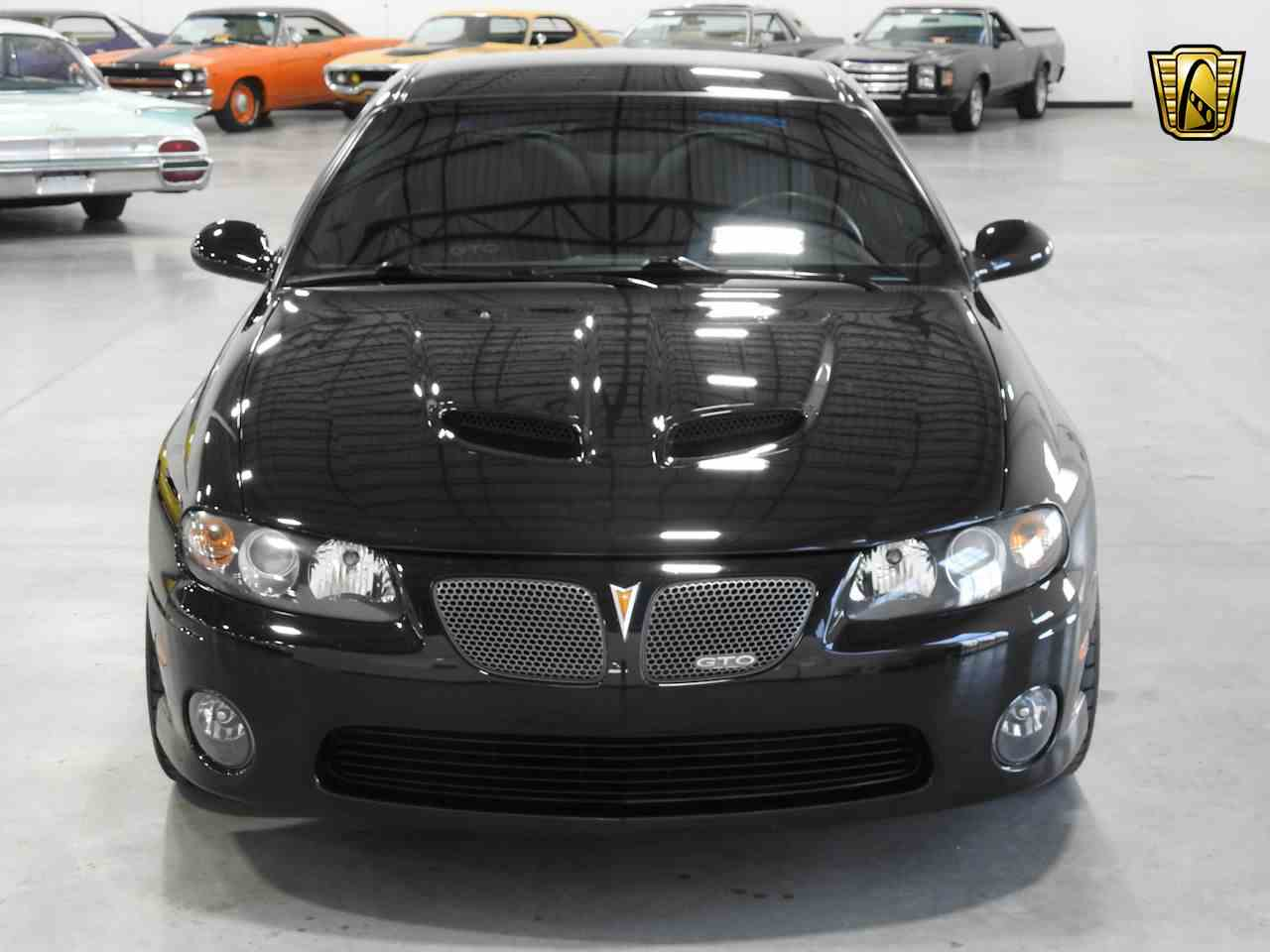 Large Picture of '06 Pontiac GTO located in Wisconsin Offered by Gateway Classic Cars - Milwaukee - ME4U