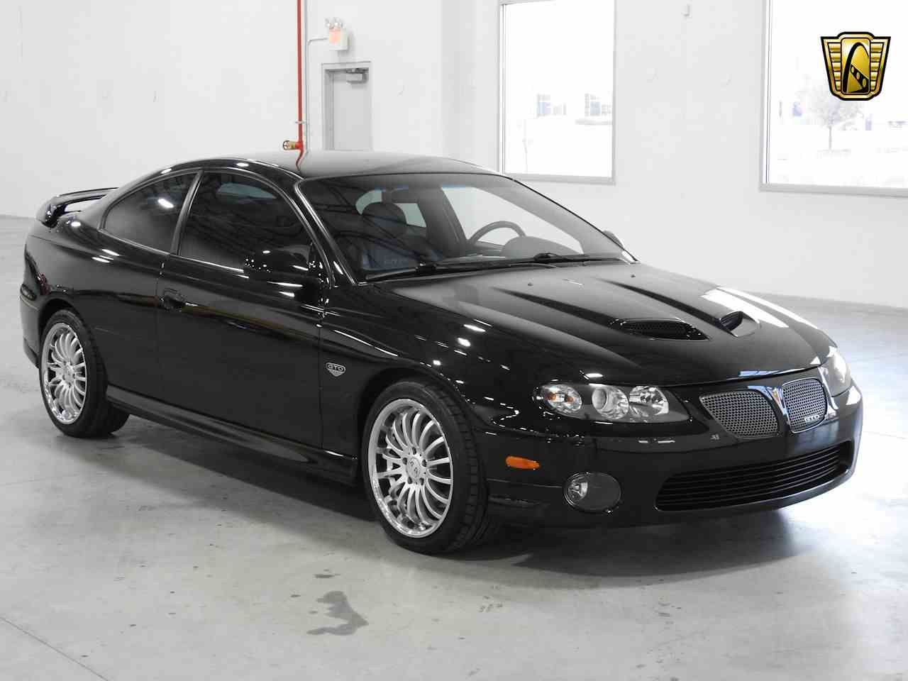 Large Picture of 2006 Pontiac GTO located in Wisconsin - $23,595.00 Offered by Gateway Classic Cars - Milwaukee - ME4U