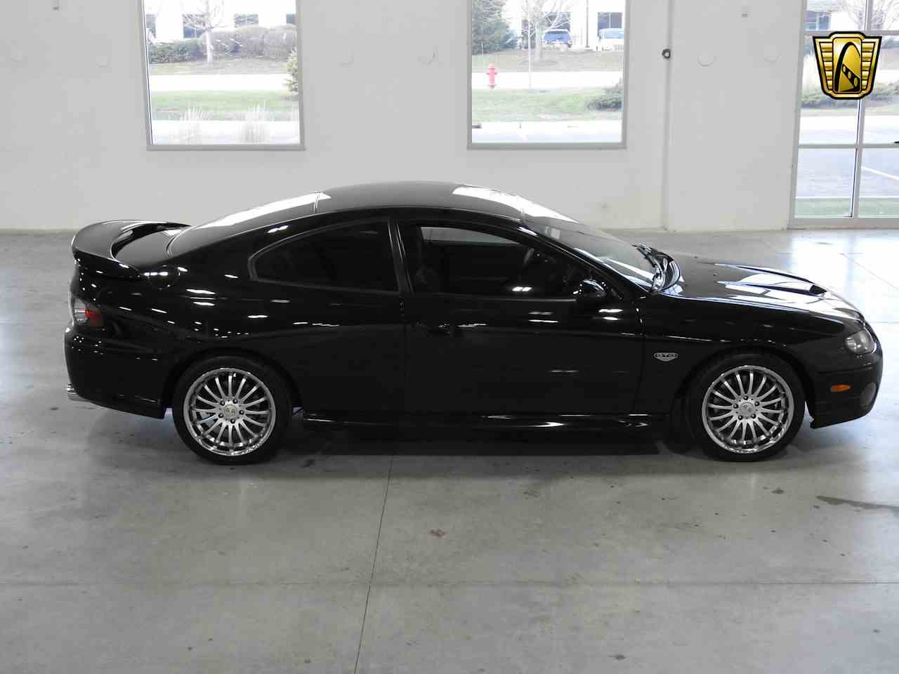 Large Picture of 2006 Pontiac GTO located in Wisconsin Offered by Gateway Classic Cars - Milwaukee - ME4U