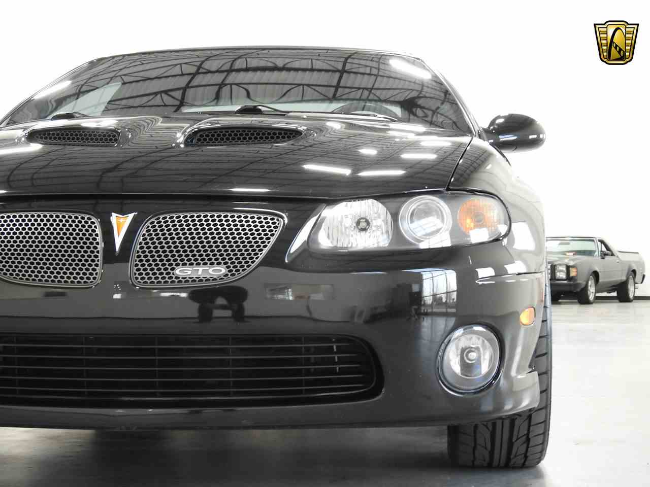 Large Picture of 2006 Pontiac GTO Offered by Gateway Classic Cars - Milwaukee - ME4U
