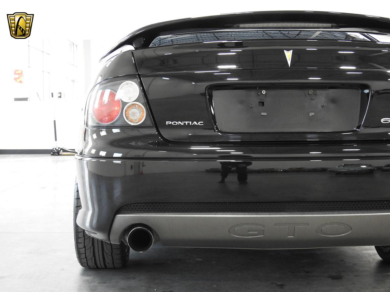 Large Picture of '06 GTO - ME4U