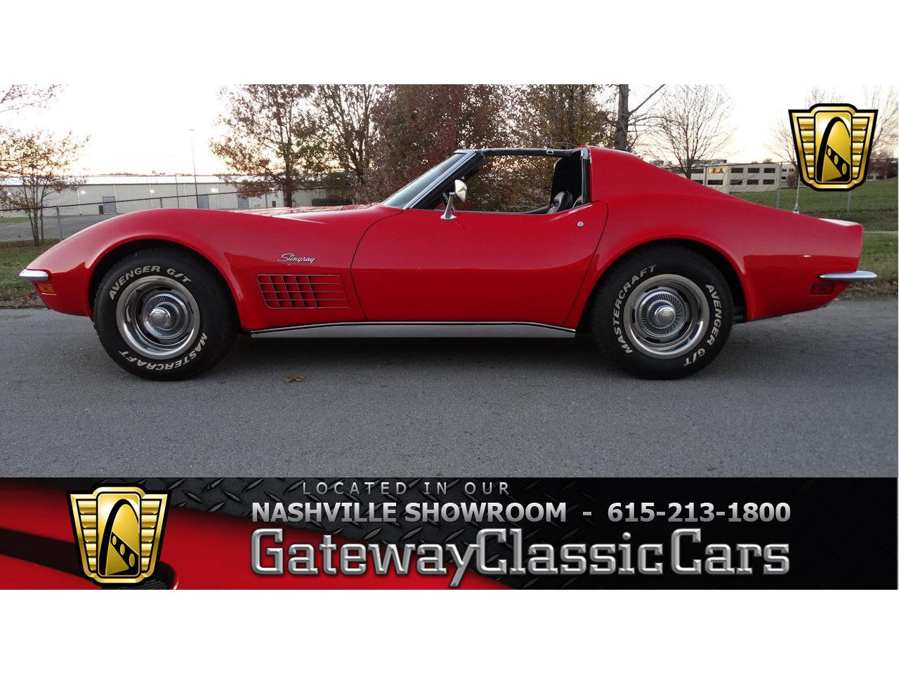 Large Picture of Classic 1972 Corvette - $26,995.00 Offered by Gateway Classic Cars - Nashville - ME53