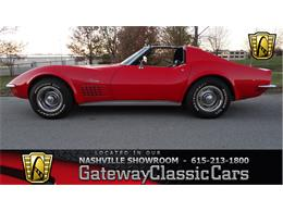 Picture of 1972 Chevrolet Corvette Offered by Gateway Classic Cars - Nashville - ME53