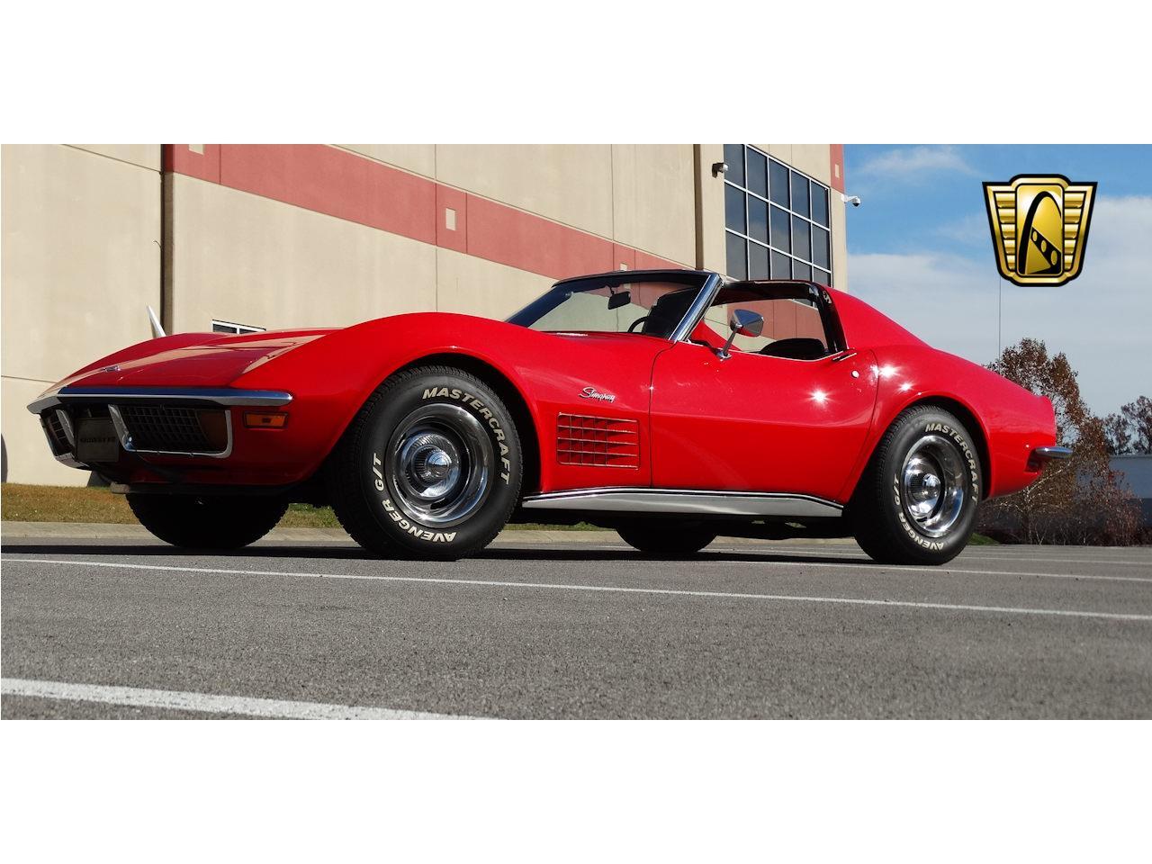 Large Picture of Classic '72 Corvette located in La Vergne Tennessee - $26,995.00 - ME53
