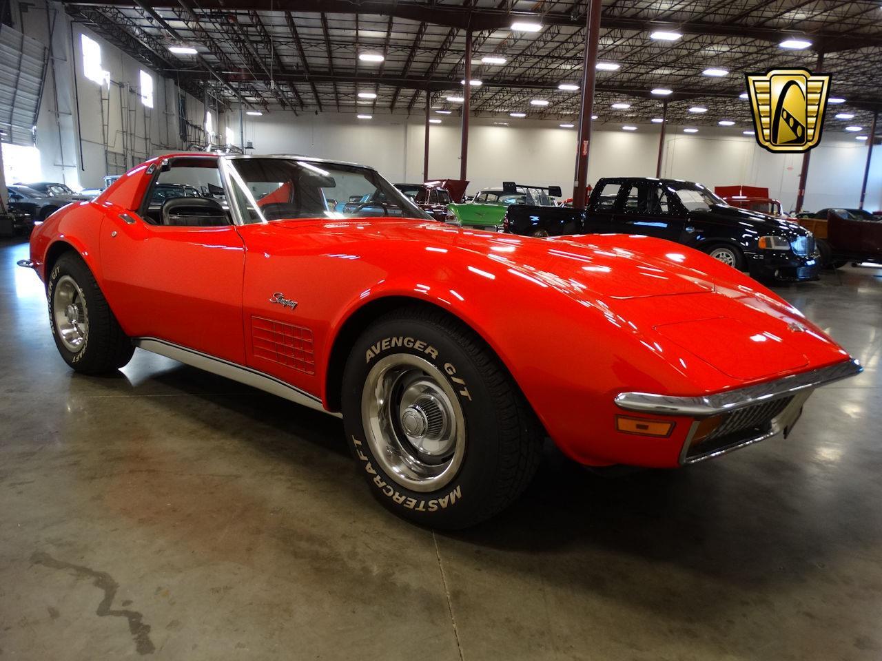 Large Picture of Classic '72 Corvette located in La Vergne Tennessee - ME53