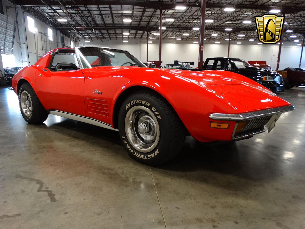 Large Picture of Classic 1972 Chevrolet Corvette located in Tennessee - $26,995.00 Offered by Gateway Classic Cars - Nashville - ME53