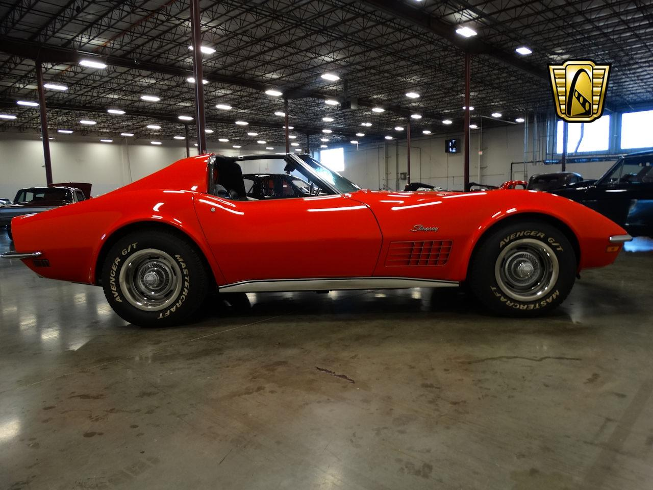 Large Picture of Classic '72 Chevrolet Corvette Offered by Gateway Classic Cars - Nashville - ME53