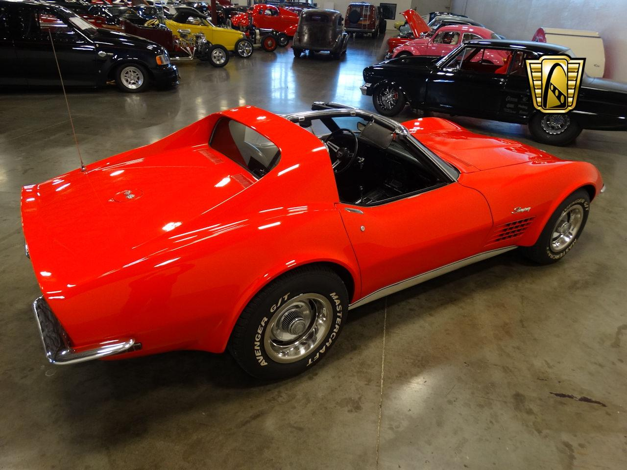 Large Picture of Classic '72 Chevrolet Corvette located in La Vergne Tennessee Offered by Gateway Classic Cars - Nashville - ME53