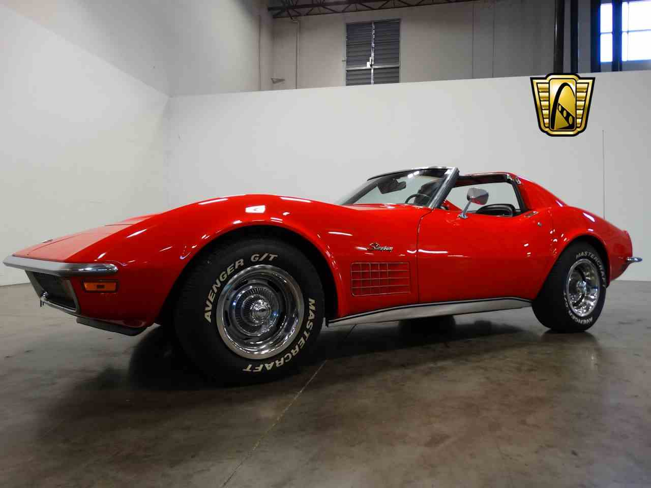 Large Picture of '72 Corvette - ME53