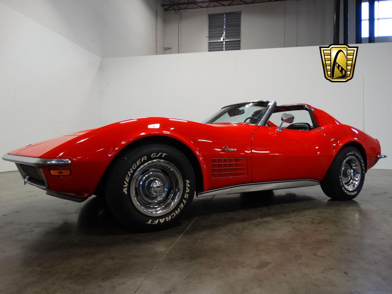 Large Picture of Classic 1972 Corvette located in La Vergne Tennessee - $26,995.00 Offered by Gateway Classic Cars - Nashville - ME53