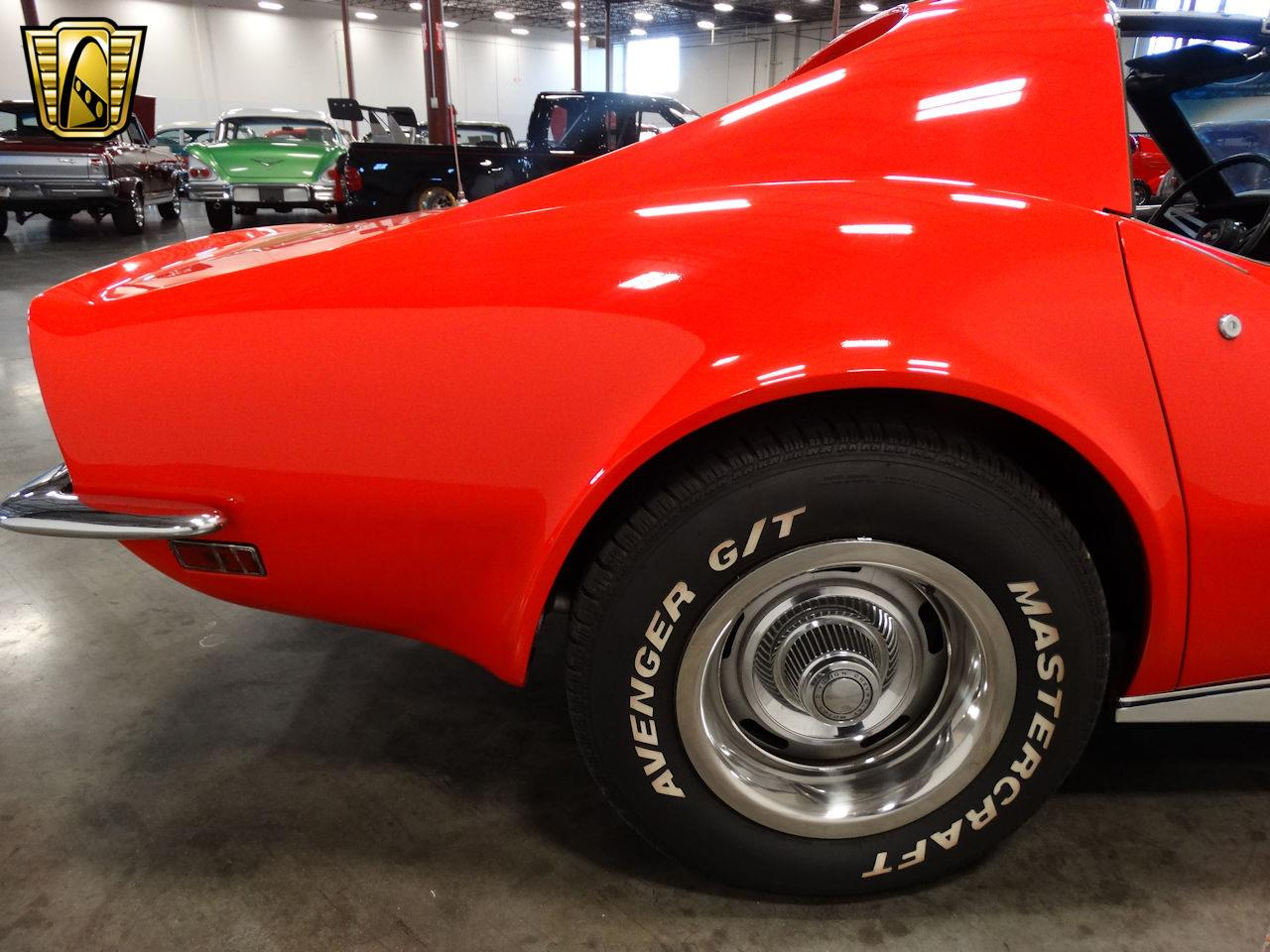 Large Picture of Classic 1972 Chevrolet Corvette located in Tennessee - ME53