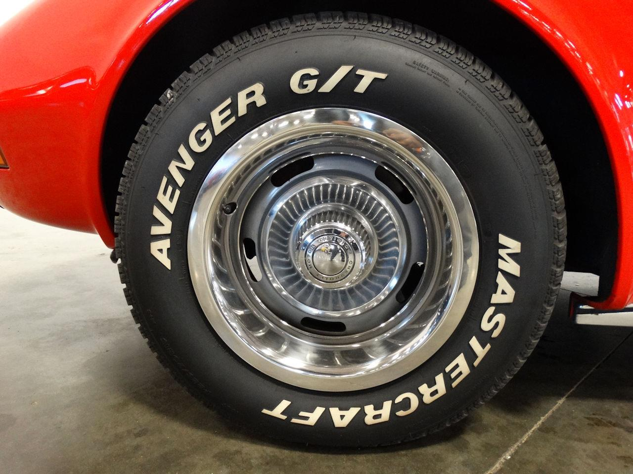 Large Picture of Classic '72 Corvette located in La Vergne Tennessee Offered by Gateway Classic Cars - Nashville - ME53