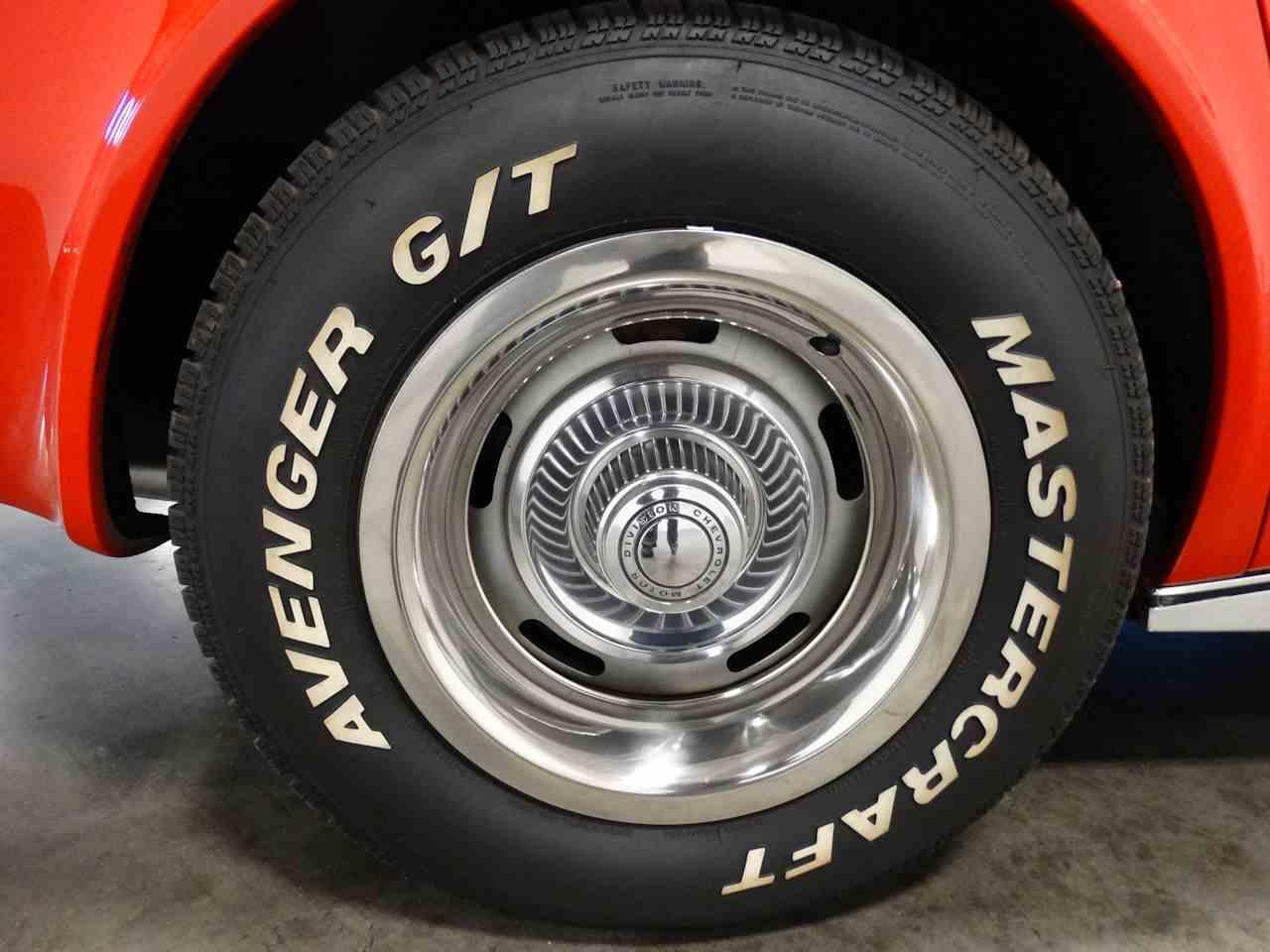 Large Picture of '72 Corvette - ME53