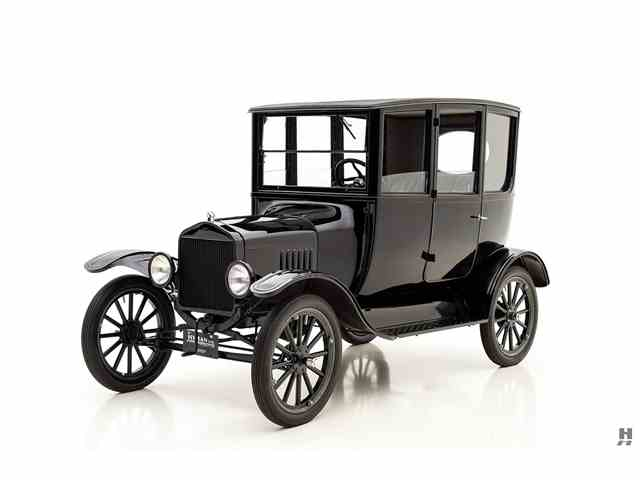 Picture of '21 Model T Center Door - ME55