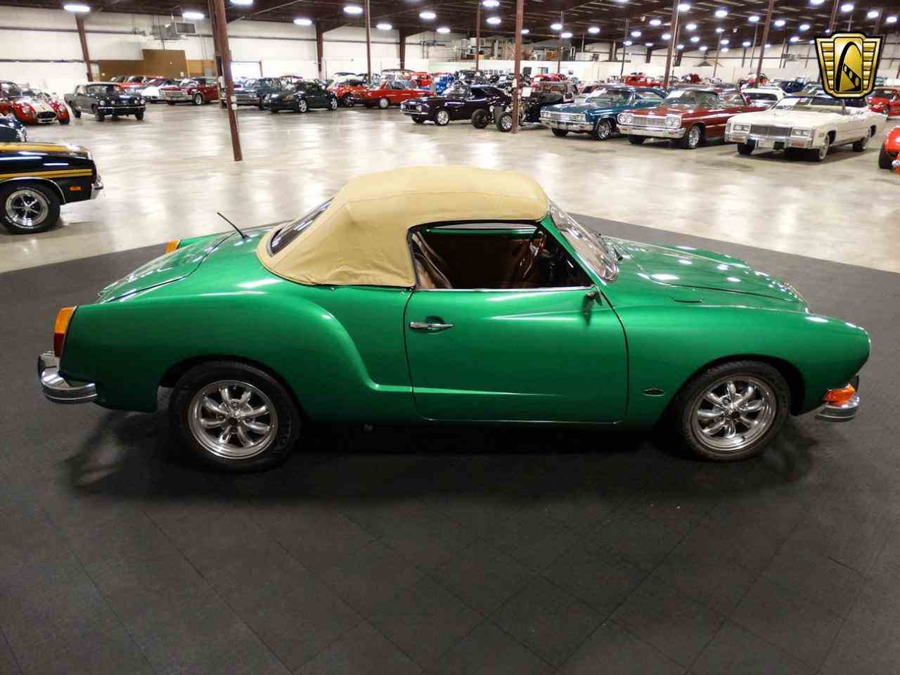 Large Picture of '74 Karmann Ghia - ME56