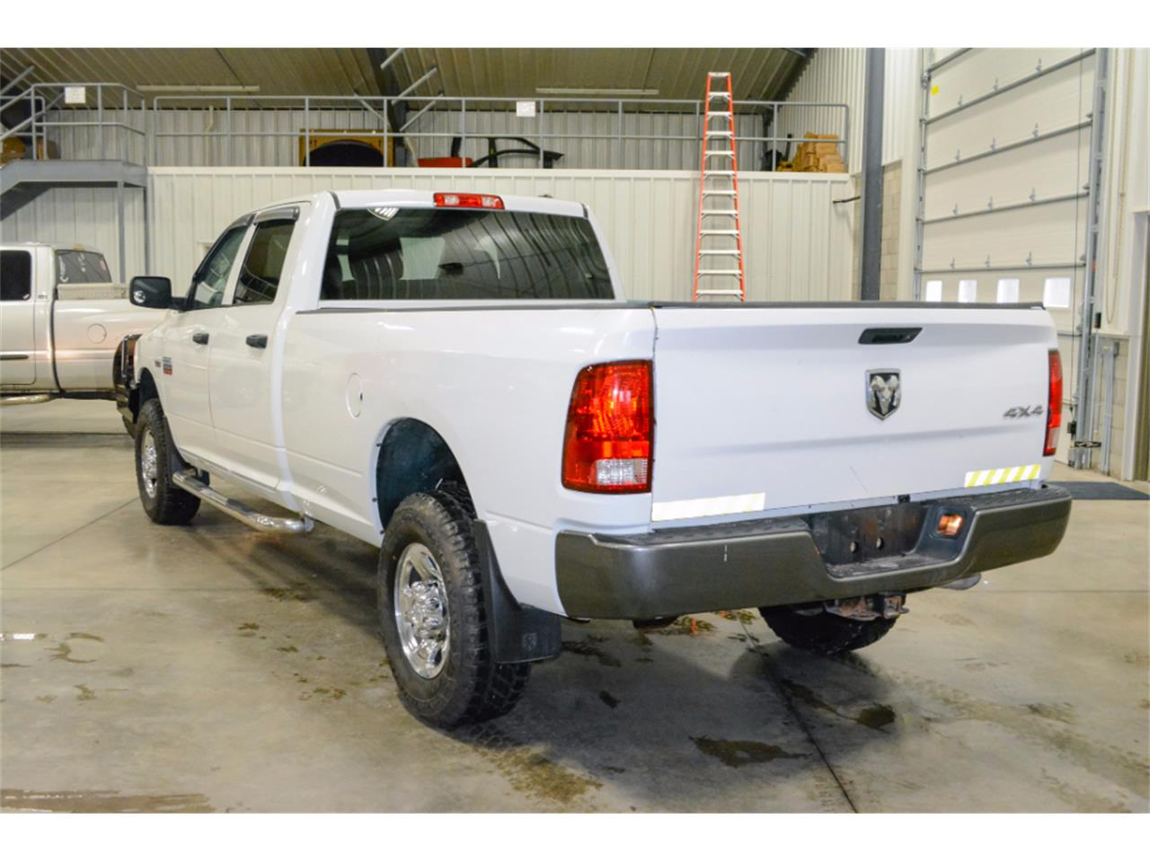 Large Picture of '11 Ram 2500 - ME58