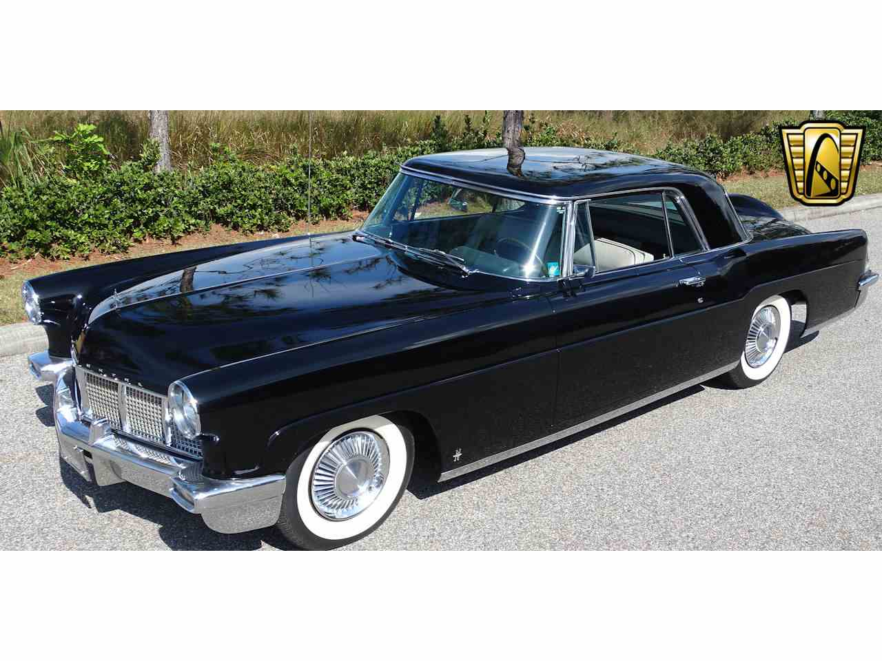 1956 lincoln continental for sale cc. Black Bedroom Furniture Sets. Home Design Ideas