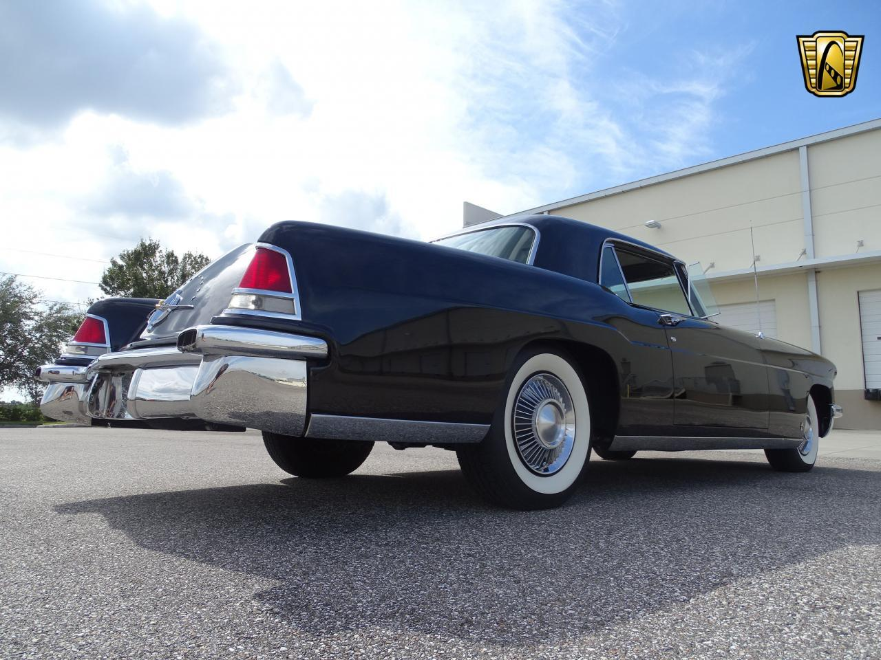 Large Picture of Classic '56 Lincoln Continental located in Ruskin Florida - $55,000.00 Offered by Gateway Classic Cars - Tampa - ME5D