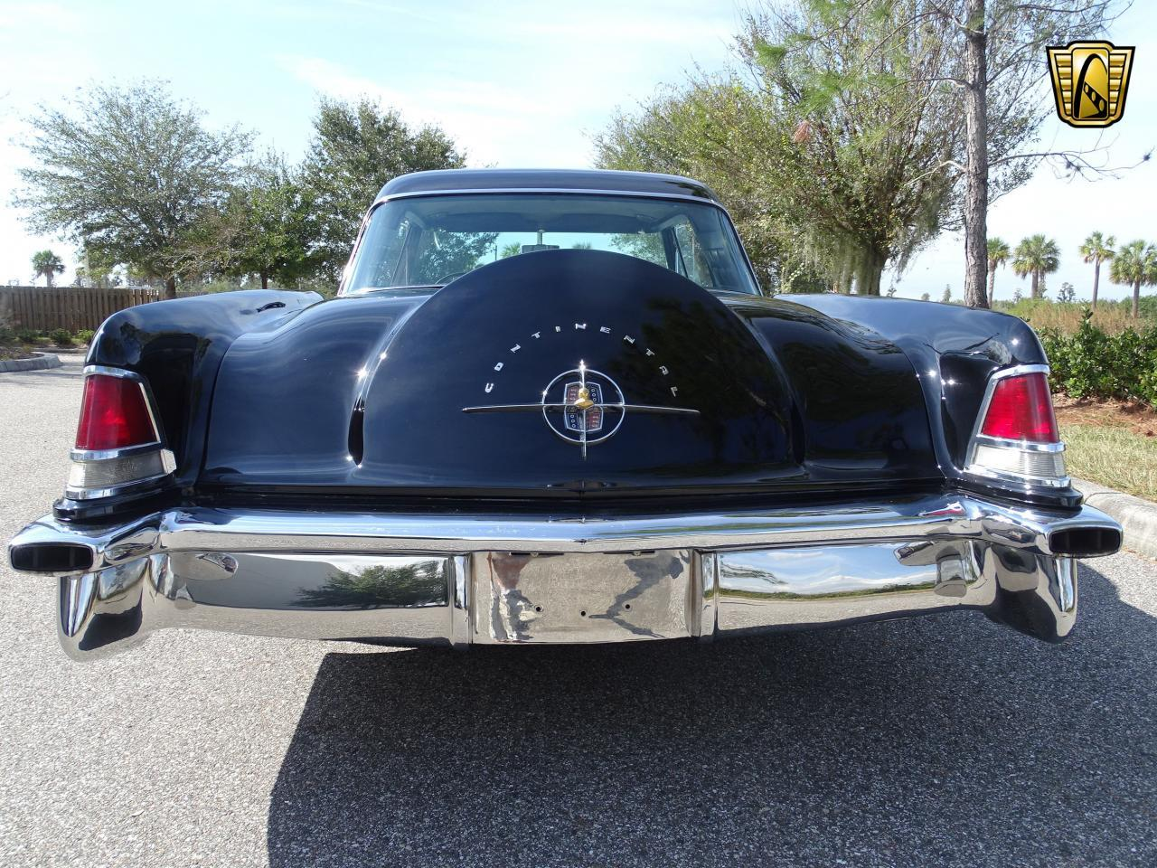 Large Picture of 1956 Lincoln Continental located in Ruskin Florida - $55,000.00 Offered by Gateway Classic Cars - Tampa - ME5D