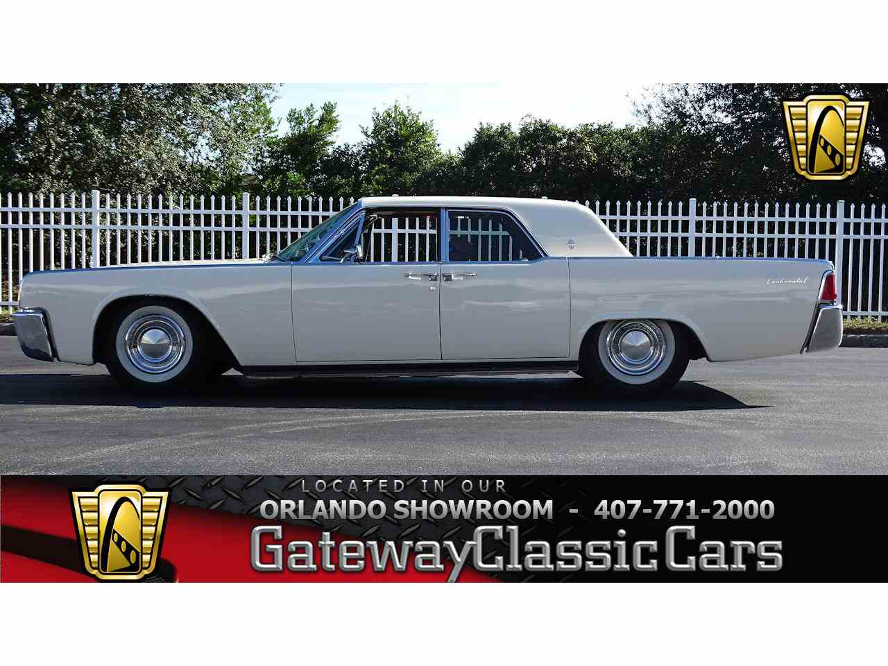1962 Lincoln Continental for Sale | ClicCars.com | CC-1044771