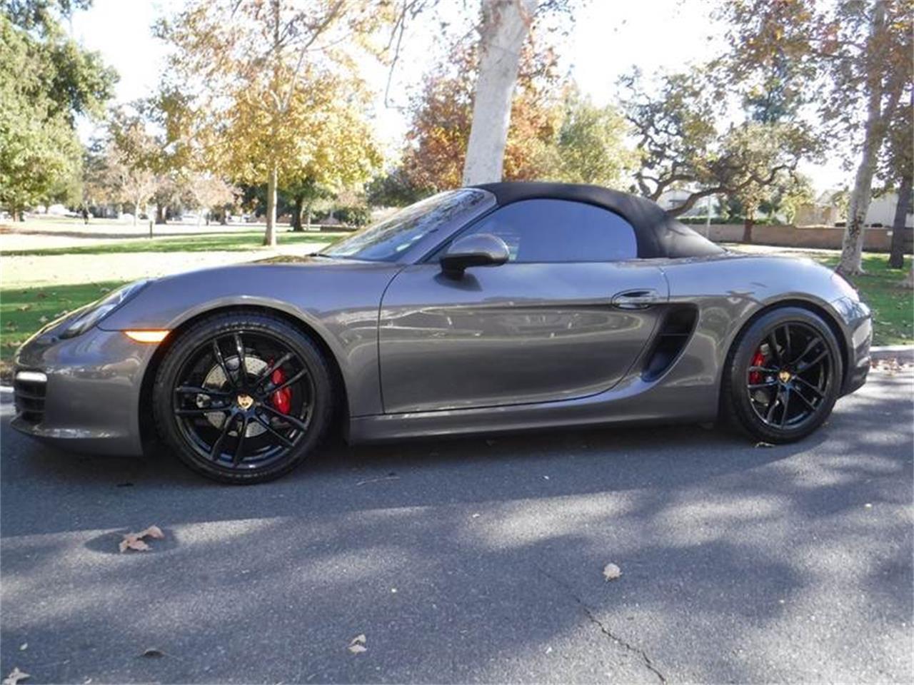 For Sale 2014 Porsche Boxster In Thousand Oaks California
