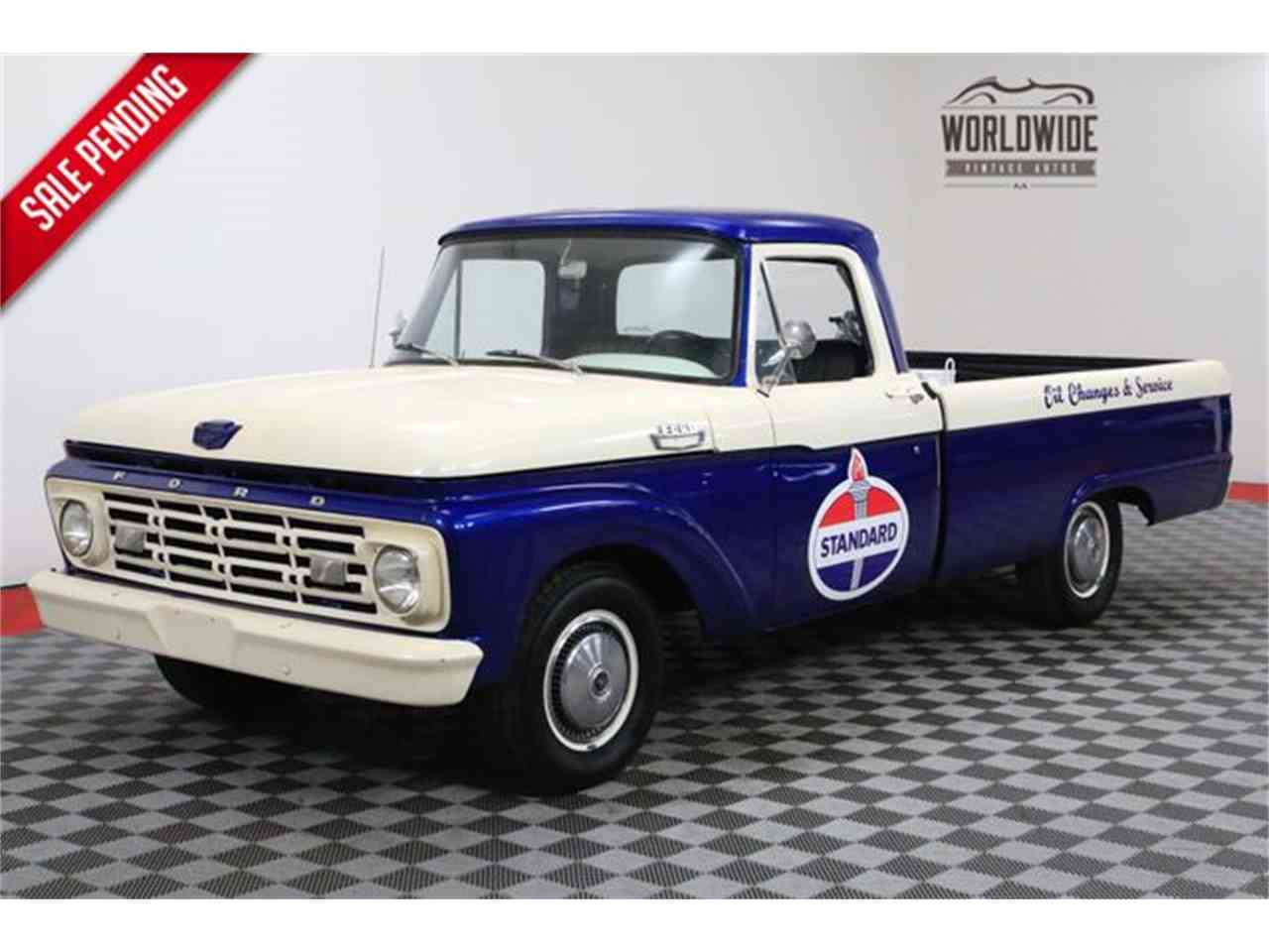 Large Picture of '64 F100 - ME6T