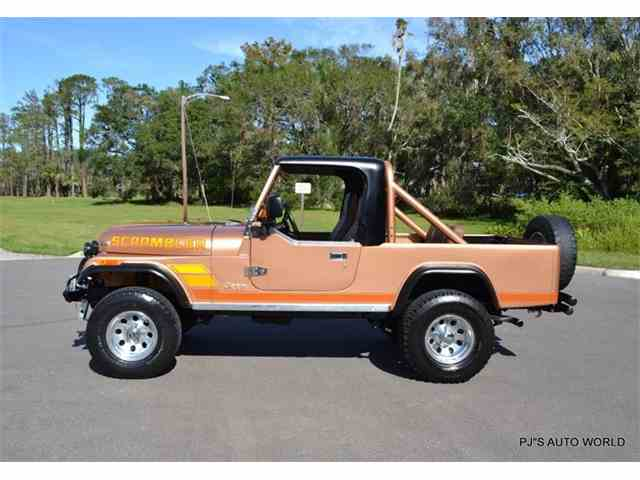 Picture of '84 CJ8 Scrambler located in Florida - $36,900.00 - ME70