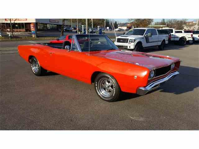 Picture of Classic 1968 Dodge Coronet located in Ohio Offered by Cincinnati Auto Wholesale - ME71