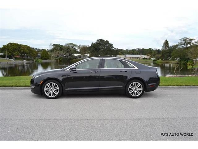 Picture of '14 MKZ - ME7F