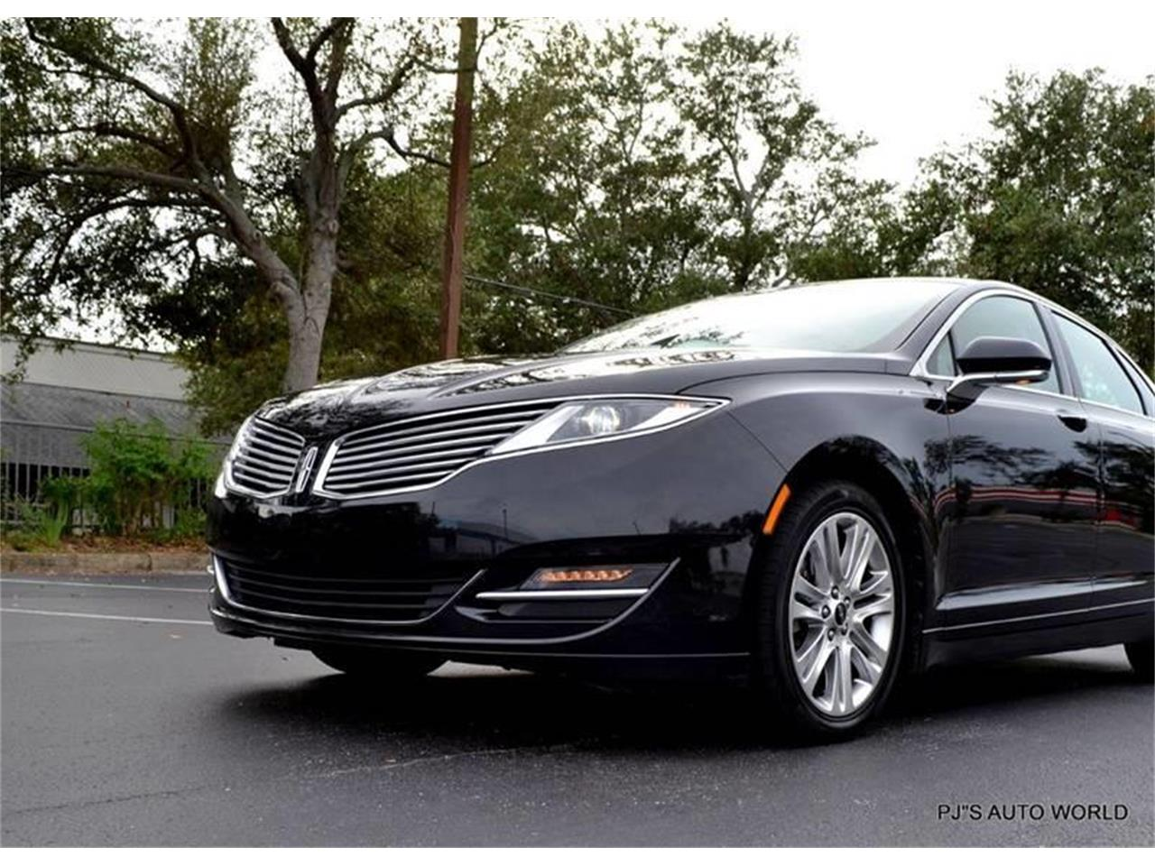 Large Picture of '14 MKZ - ME7F