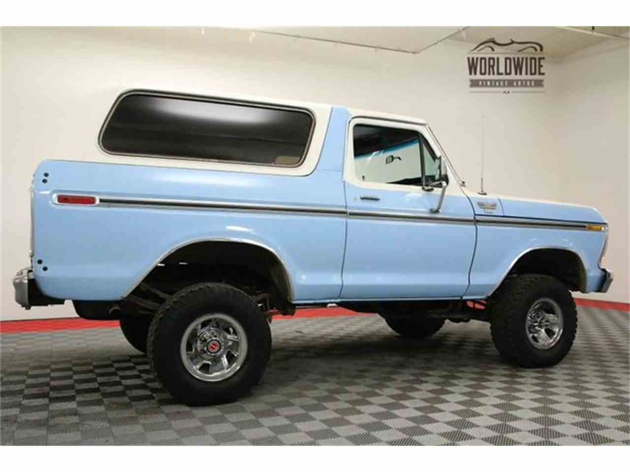 1978 Ford Bronco for Sale | ClassicCars.com | CC-1044845