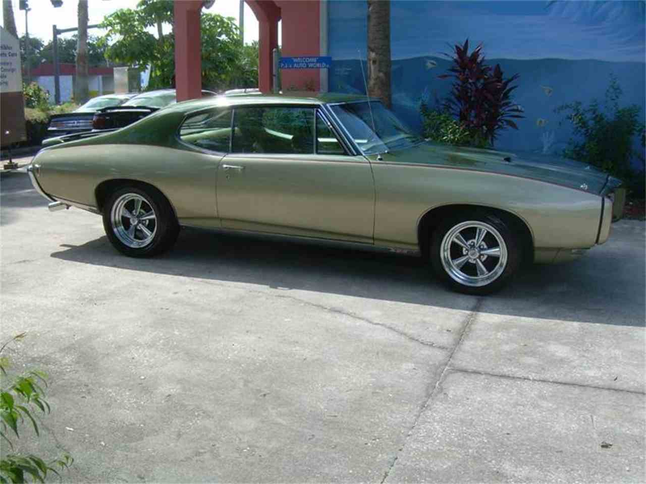 Large Picture of '68 Pontiac LeMans - $29,900.00 Offered by PJ's Auto World - ME7L