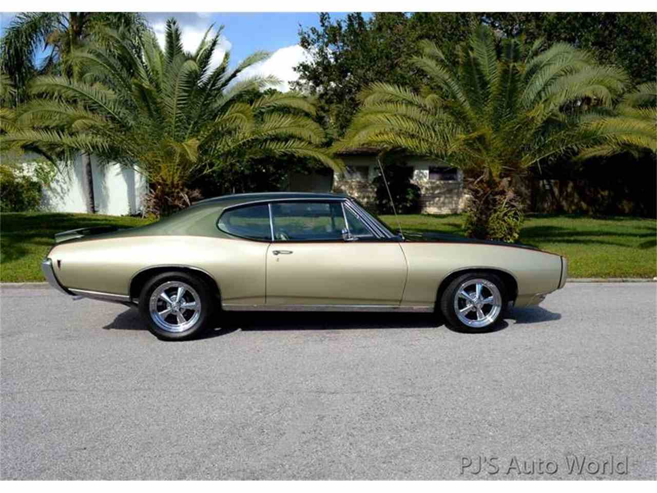 Large Picture of '68 Pontiac LeMans located in Florida - ME7L