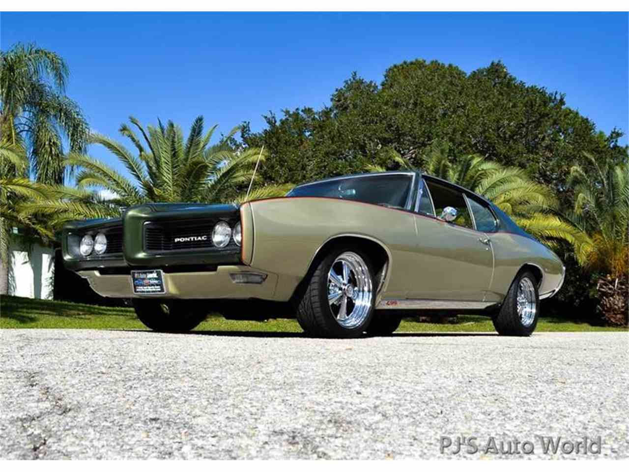 Large Picture of Classic '68 Pontiac LeMans located in Clearwater Florida - ME7L
