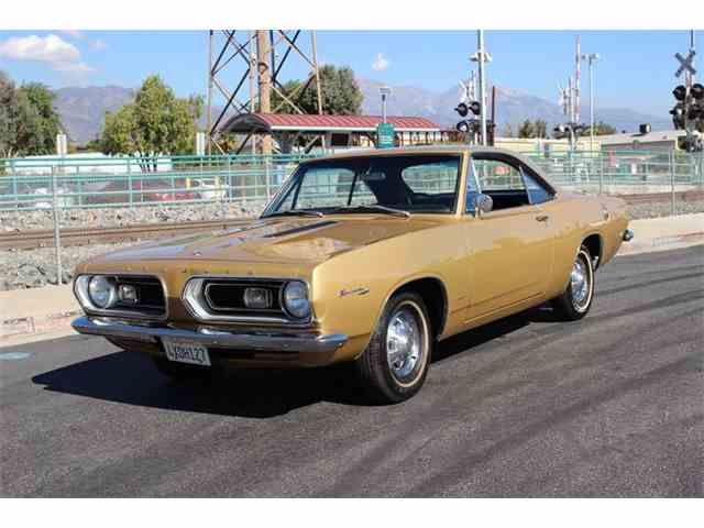 Picture of '67 Barracuda Offered by  - MAUD