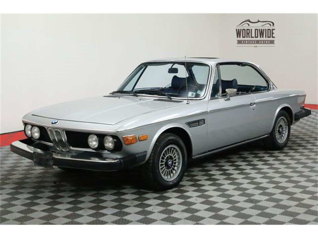 Large Picture of 1974 BMW 3.0CS located in Colorado Offered by Worldwide Vintage Autos - ME7P