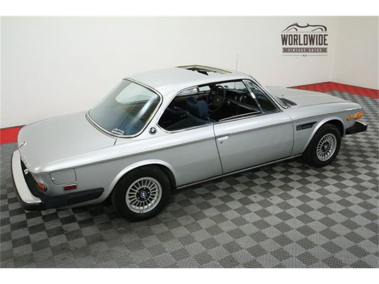 Large Picture of 1974 BMW 3.0CS located in Denver  Colorado - $49,900.00 Offered by Worldwide Vintage Autos - ME7P